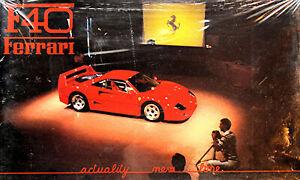 Ferrari F40 Coupe 1987-92 - 1:24 Protar Bausatz Kit