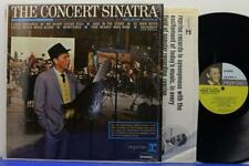 FRANK SINATRA The Concert Sinatra LP 1963 Reprise FS-1009 Stereo NM In Shrink