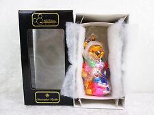Christopher Radko Walt Disney Gallery Best Friends Pooh & Piglet LE #150