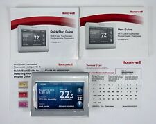 Honeywell RTH9580WF 1013 Wi-Fi Smart Thermostat Programmable Color Touch Display