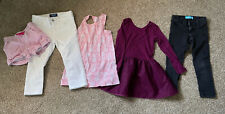 Lot Of Girls Size 5T ~ 5 pieces