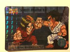 Street Fighter II V Carddass Prism 6