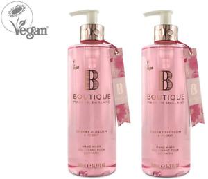 Boutique Cherry Blossom & Peony Hand Wash 1 x 500ml