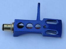 Blue portatestina + oro placcato Lead/Unbranded/Generic, universale, 33.3 RPM, 45 RPM