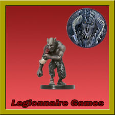 D&D Miniatures UNHALLOWED 53/60 Gravetouched Ghoul w/ Card : Pathfinder 3.0 3.5