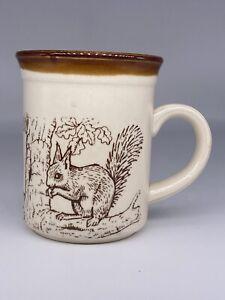 Vintage Squirrels BILTONS Mug - Made in England