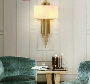 Wall Interior Light Lamp For Home Indoor Bed Rooms Led Lighting Modern Fixture