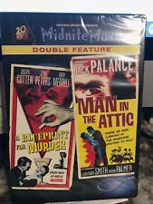 Midnite Dble Feature-A Blueprint for Murder(1953)/Man In the Attic(2 DVD,2007)