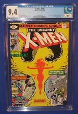 Uncanny X-Men #125 Comic Book CGC 9.4 Phoenix 1st Proteus Mutant X 1979 Marvel