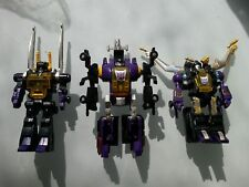 Transformers Original Hasbro G1 1985 Insecticons set
