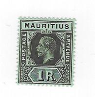 Mauritius SC 156a SG 201a  Mint MNH FREE WORLD SHIPPING
