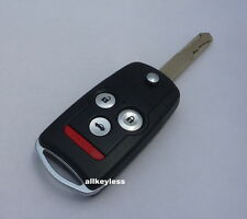 OEM ACURA TL TSX cut keyless entry flip key remote transmitter MLBHLIK-1T  DR 2