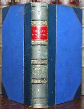 1849 Kit Bam's Adventures Illustrated George Cruikshank Cowden Clarke Mariner