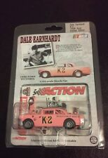 New Dale Earnhardt 1956 Ford Victoria 1:64 Pink Stock Car Limited Edition Nascar