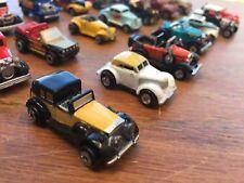 Micro Machines Conjunto de coches antiguos