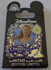 Disney Cinderella Live Action Pin Le 3000