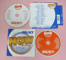 CD Compilation NowStory Il Meglio Degli Anni 86/87 QUEEN GENESIS no lp mc(C42)