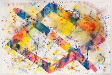 Sam Francis (Attributed), Watercolor on Paper (not a print or reproduction)