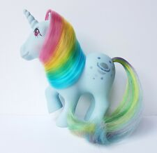 My Little Pony G1 Vintage Moonstone Rainbow Pony (1983 HONG KONG)
