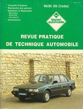 REVUE TECHNIQUE EXPERT AUTOMOBILE  - MAZDA 626