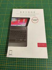 Brydge Wireless Keyboard für iPad Air 2019 und 10.5 inch iPad Pro-Gris- Spanisch