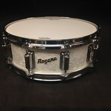"""NEW Rogers 5""""x14"""" Dynasonic Snare Drum"""