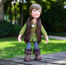 """HOW TO TRAIN YOUR DRAGON 2 TOYS 15"""" HICCUP PLUSH SOFT DOLL POSEABLE FIGURE"""
