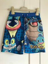 NEXT Boys Pokemon Swimming Shorts Size 5 Years