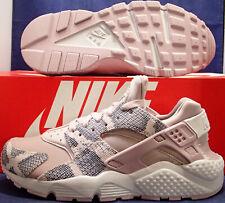innovative design 33523 4ebf4 Suivi par 9 personnes. Femmes Nike Air Huarache Run Premium Vaste Gris  Particule Rose Sz 6.5 (