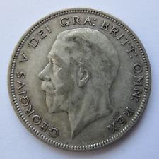 S0373 - Großbritannien Half Crown, Georg V, 1934, Silber
