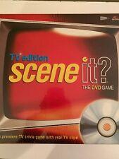 Factory Sealed Movie Scene it? & TV edition Scene it? Lot of 2; DVD Board Games
