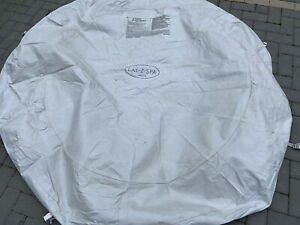 #254 Lay Z Spa Vegas Top Leather Cover