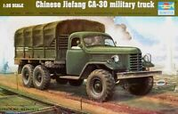 Trumpeter 1:35 Jiefang CA-30 Chinese Military Truck Model Kit