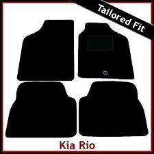 Kia Rio (2001 2002 2003 2004 2005) Tailored Fitted Carpet Car Mats