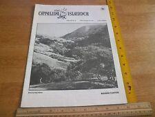 The Catalina Islander 1976 Dec Avalon CA news magazine Bullrush Canyon