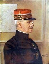1ère GUERRE MONDIALE: MARÉCHAL MAUNOURY - Planche 1915