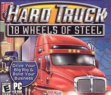 Hard Trucks 18 Wheels of Steel (Jewel Case) - PC Windows Game-In Case-HTF