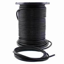 "1/2"" Solid Rubber Cord - 10 Feet - Buna 70 Durometer - Black .5"" Round - O-Ring"