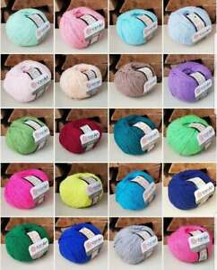 Amigurumi yarn YarnArt Jeans Cotton/Acrylic Mix Knitting Wool/Yarn  50g