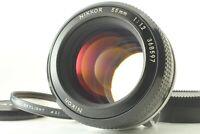 【Optics Top Mint 】 Nikon Nikkor 55mm F/1.2 Non-Ai Prime MF Lens From JAPAN 380-2
