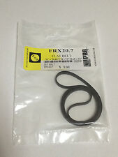 "20.7"" Flat Rubber Replacement Belt for Turntables and More - Frx20.7 - New"
