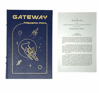 Easton Press - Gateway By Frederik Pohl Collector's Edition 1986 - Signed