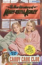 The New Adventures of Mary-Kate & Ashley: The Case of the Candy Cane Clue (child