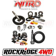 Nitro Gear Package 1995.5-04 Toyota Tacoma w/E-locker 1996-02 4Runner 5.29 Ratio