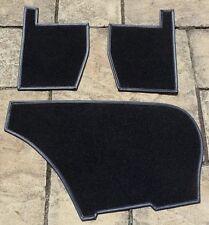 TRIUMPH HERALD & TRIUMPH VITESSE NEW INNER FRONT HEELBOARDS + BOOT PANEL CARPET