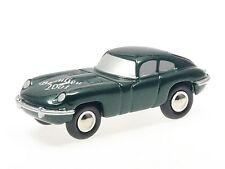 "Schuco Piccolo Jaguar E-Type met.-grün ""Beaulieu 2001"" # 50168002"