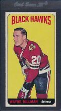 1964/65 Topps #041 Wayne Hillman Blackhawks NM *172