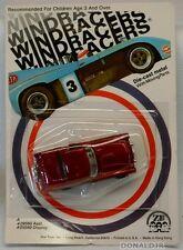 Zee Windracers '56 Ford Thunderbird P356 Red 1956 T-Bird Porthole MOC 1/64 Scale