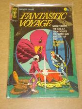 FANTASTIC VOYAGE #1 VG (4.0) GOLD KEY COMICS AUGUST 1969