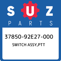 37850-92E27-000 Suzuki Switch assy,ptt 3785092E27000, New Genuine OEM Part